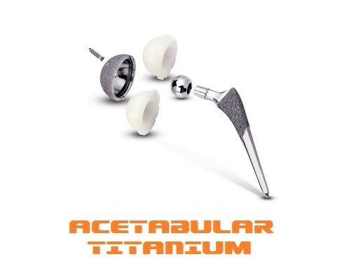 Acetabular portfolio